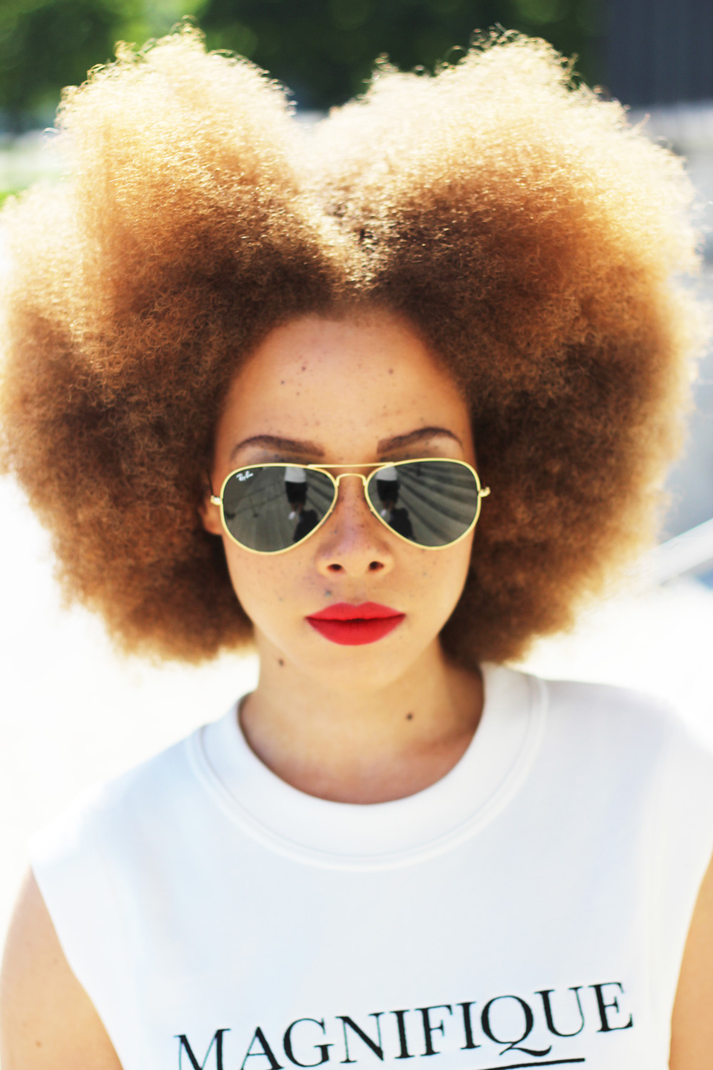 fatimayarie-afrohair-redhair-naturalcurls-rayban-glasses-img_8209
