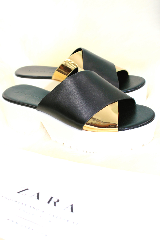 Spring Summer Pick | Memoirs Of A Geisha – Plateau Sandals