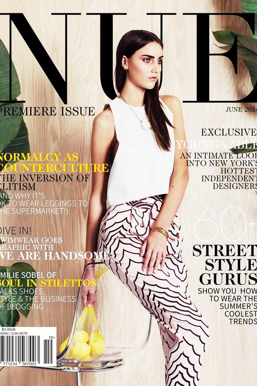 NUE Magazine Launch