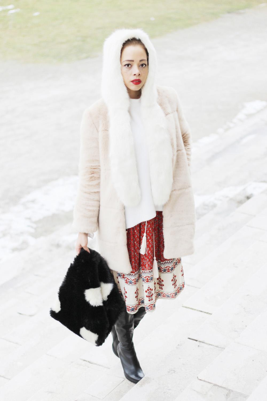 fatimayarie-white-fauxfur-cap-rose-coat-patterned-reddress-img_6805