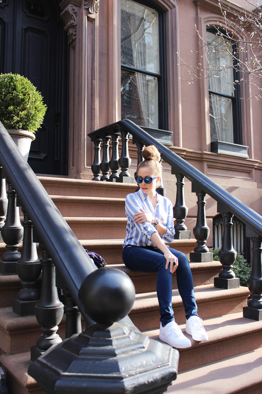 Carrie Bradshaw's Stairway To Heaven