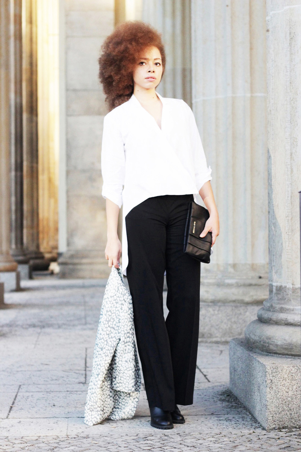 fatimayarie-afro-black-marlenepants-whiteblouse-clutch-img_1768