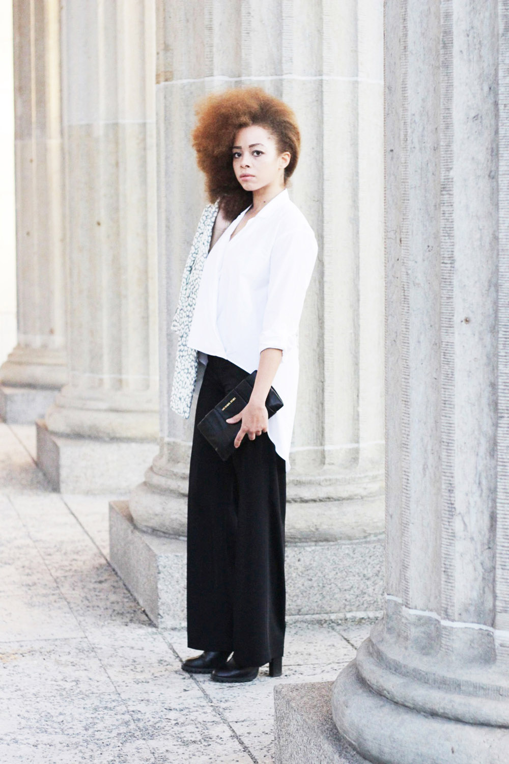 fatimayarie-afro-black-marlenepants-whiteblouse-clutch-img_1769