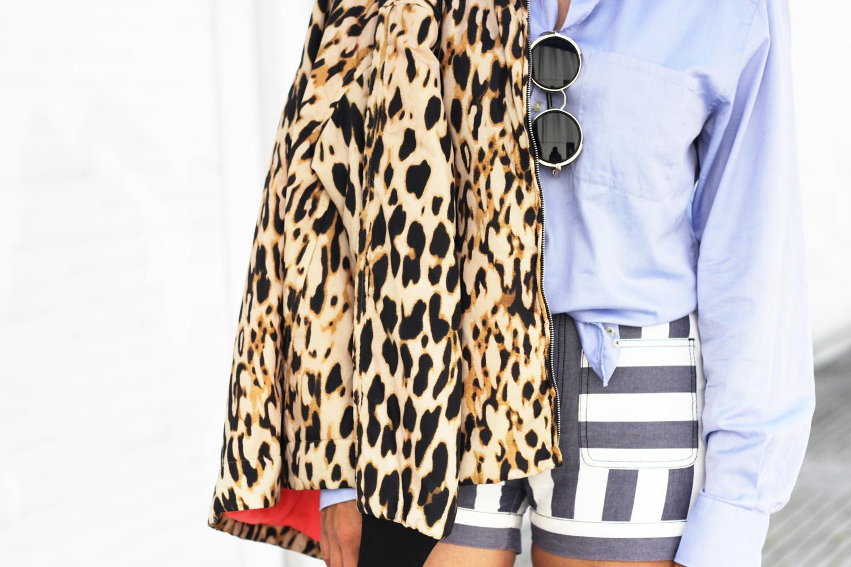 fatimayarie-soniarykiel-leopardjacket-seebychloe-chloe-stripedshorts-blueblouse-roundglasses-img_4920